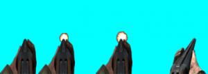 Nacht Doom 2 Dbl Shotgun Sprite (no reload animation)